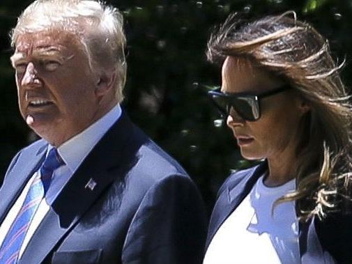 Melania Trump : Sa réaction après avoir serré la main de Vladimir Poutine fait le buzz !