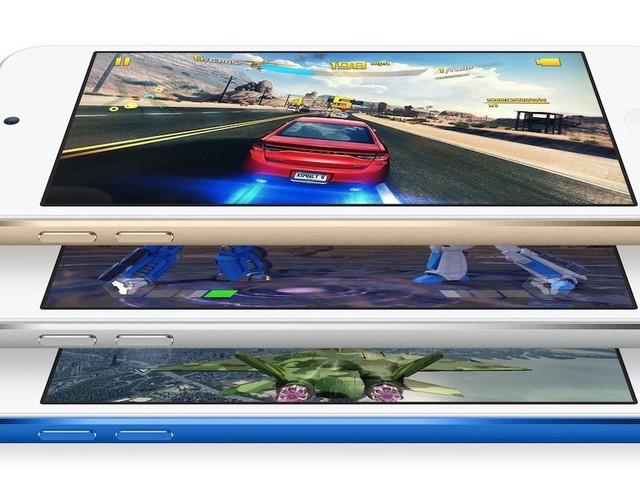 Apple voit maintenant l'iPod touch comme une console portable