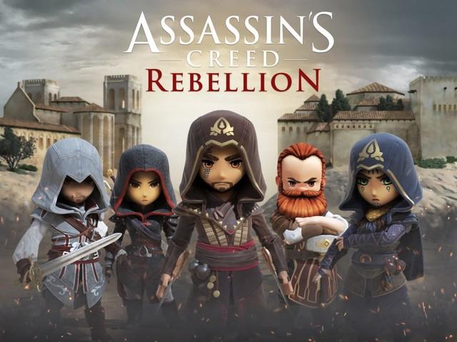 Un nouveau jeu Assassin's Creed arrive sur iPhone