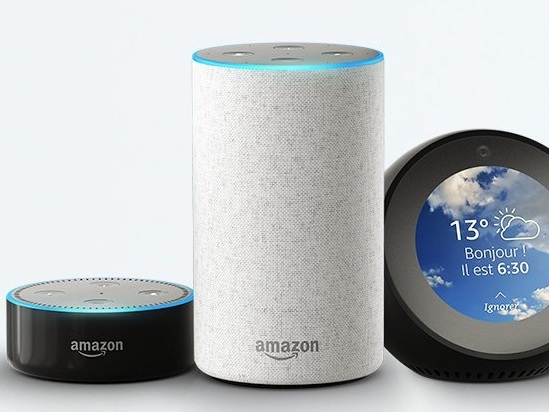 Apple Music peut être contrôlé sur les enceintes avec Alexa en France