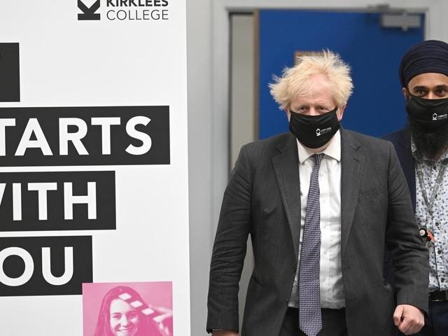 Euro: pour Johnson, la santé passe avant le maintien des demies et de la finale à Wembley