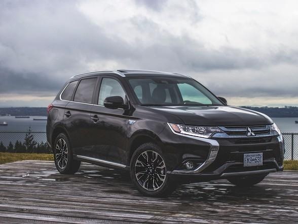 Mitsubishi Outlander PHEV: la gifle aux mauvais augures