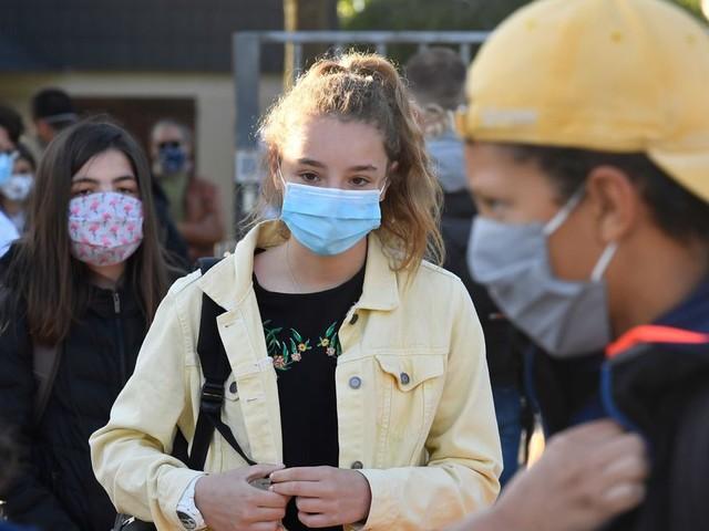 Covid à l'école: les élèves plus âgés sont plus contaminés