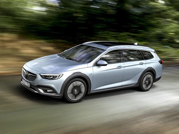 Opel Insignia Country Tourer: à partir de 39900€