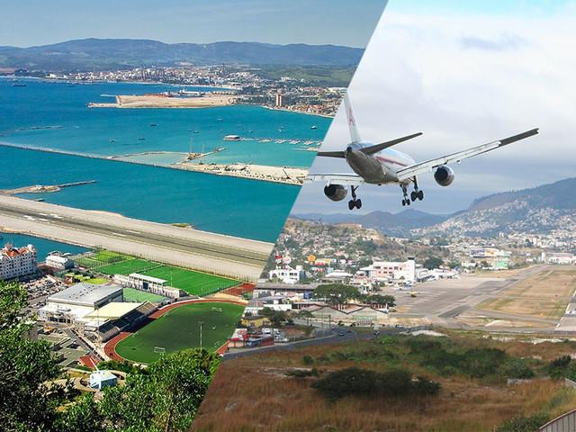 Si vous avez peur en avion, ces 6 aéroports vont vous donner des sueurs froides