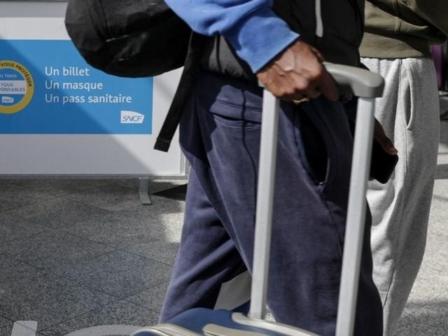 Pass sanitaire: la SNCF va augmenter les contrôles dans les trains