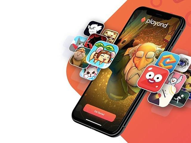 L'abonnement Playond vient concurrencer Apple Arcade à domicile