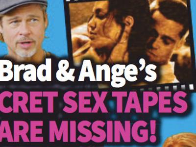 Brad Pitt, Angelina Jolie, le choc, une vidéo hot déballée(photo)