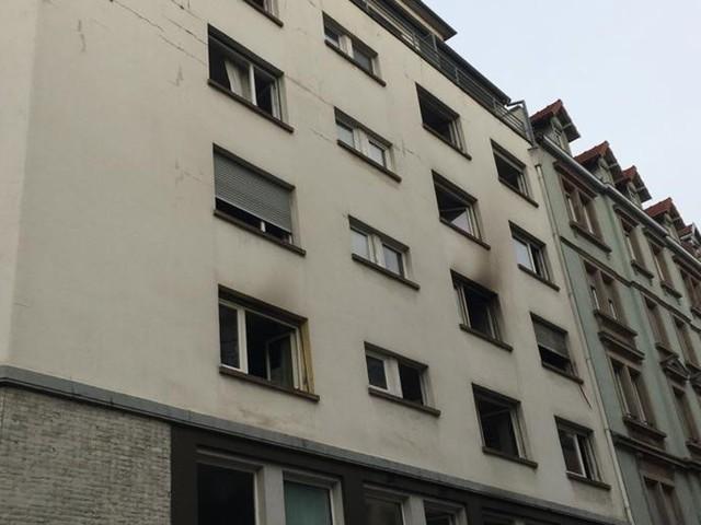 Incendie à Strasbourg : les deux gardes à vue levées