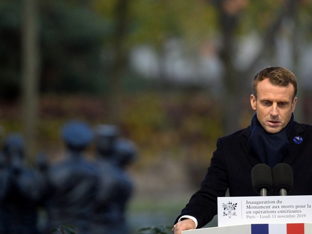 Macron dans la Marne: interdiction de manifester dans 12 communes