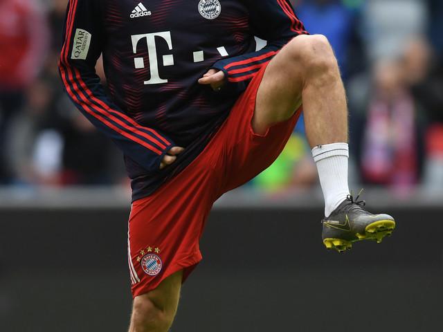 Idole de Munich, Ribéry tire sa révérence après 12 ans de succès
