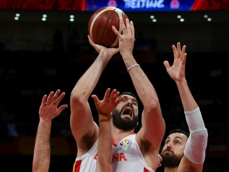Mondial de basket: Marc Gasol envoie l'Espagne en finale