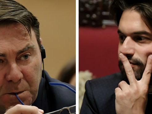 Georges-Louis Bouchez et Denis Ducarme dans la course à la présidence du MR: que montrent les résultats du premier tour?