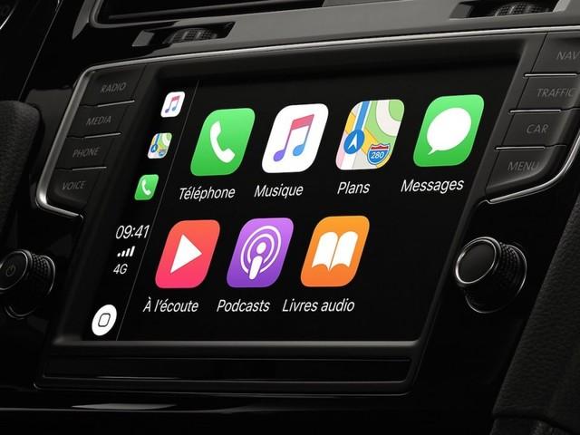 Audi va adopter Apple CarPlay sans fil, en commençant avec la nouvelle A1