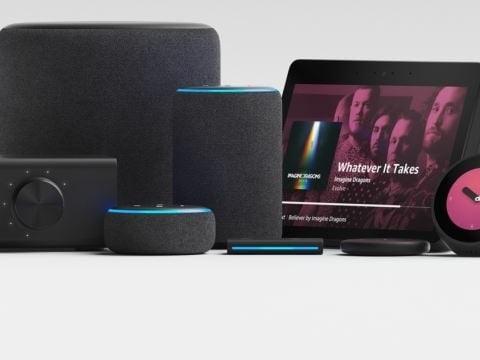 Amazon muscle sa gamme Echo