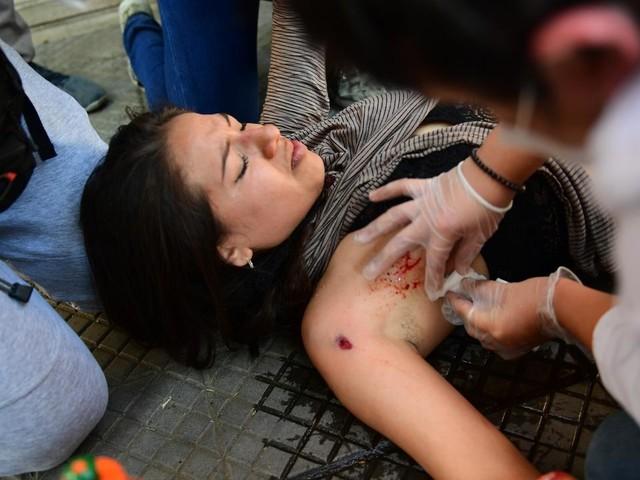 Chili : pourquoi une telle explosion de violences ?