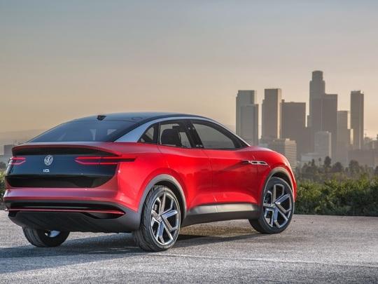 Volkswagen : des électriques sportives sous le badge GTX ?