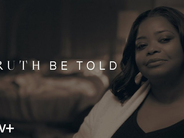 Apple TV+ : Apple diffuse la bande-annonce de « Truth Be Told » avec Aaron Paul et Octavia Spencer