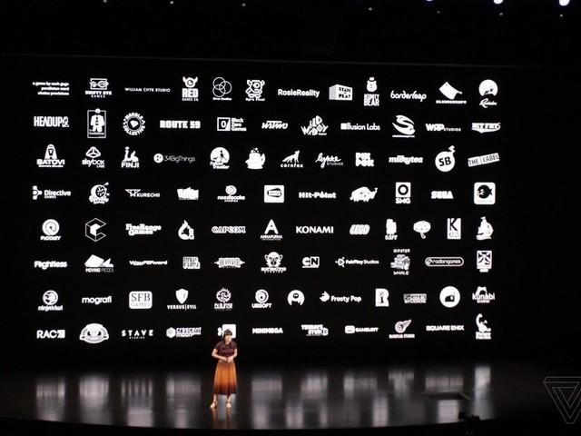 Apple Arcade : les studios de développement rejoignent en masse le service