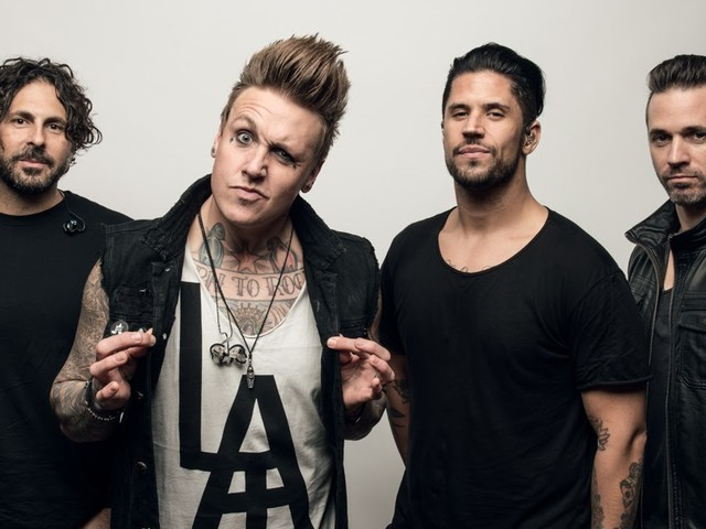 Papa Roach enregistre son nouvel album !