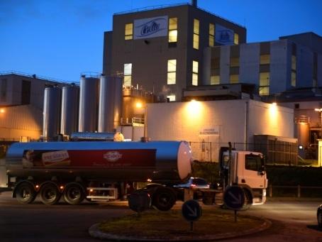 Lactalis: l'usine de Craon réautorisée à produire du lait infantile