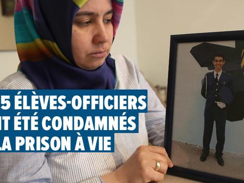 """""""Mon enfant est innocent"""": le combat d'une mère pour son fils de 19 ans emprisonné après le putsch manqué contre Erdogan en Turquie"""