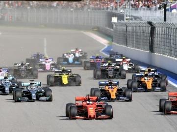 GP de F1 de Russie: problème de riche chez Ferrari