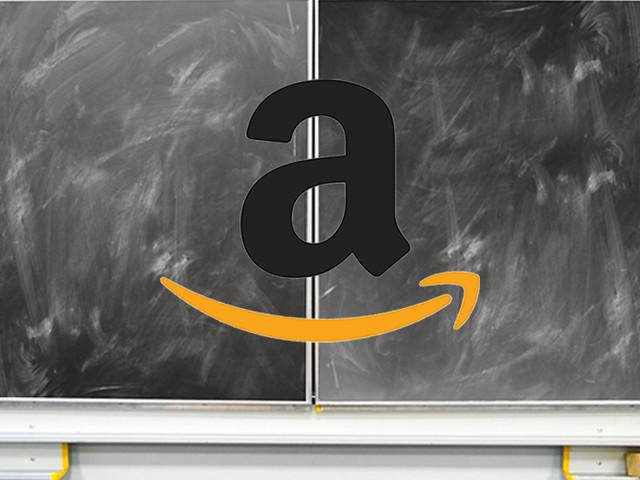 Amazon crée une plateforme où les profs peuvent vendre leurs cours