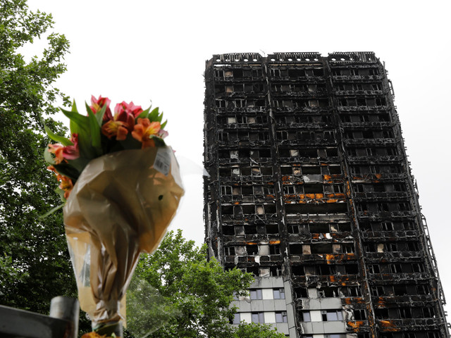 """La famille d'une victime marocaine de la Grenfel Tower affirme que l'Angleterre """"bloque"""" leur accès à un visa"""