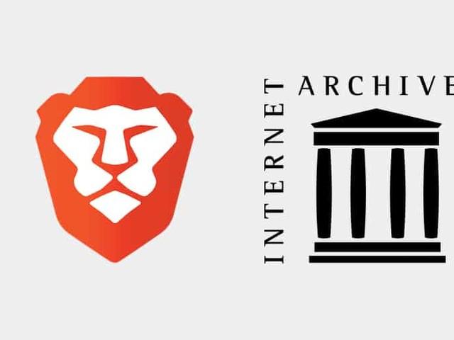 """Brave et The Internet Archive s'associent pour un web sans """"Erreur 404"""""""