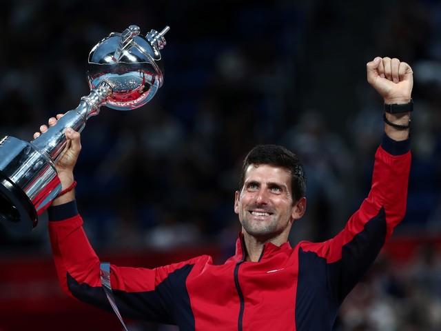 ATP: Djokovic impérial à Tokyo avant le Masters 1000 de Shanghai