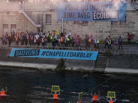 Papeterie Chapelle Darblay : Bercy «regrette» la vente à Samfi/Paprec