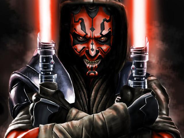 Star Wars : Lucasfilm travaillerait sur une série Dark Maul