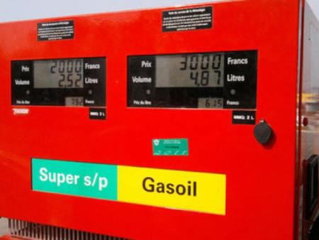 Côte d'Ivoire: Baisse du prix de l'essence et du gasoil