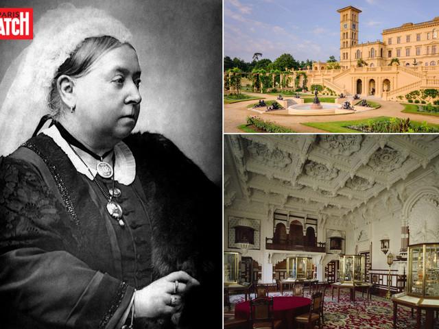 Quand la reine Victoria faisait aménager une salle indienne à Osborne House