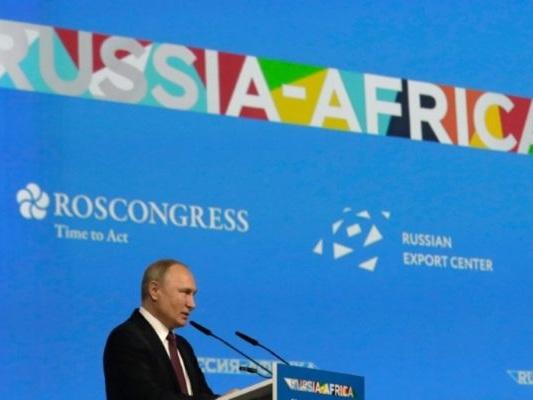 Sommet Russie-Afrique:Retour en Zone