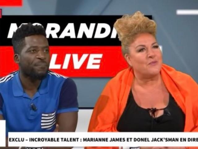 Morandini Live : pourquoi La France a un incroyable talent marche, Marianne James répond (vidéo)
