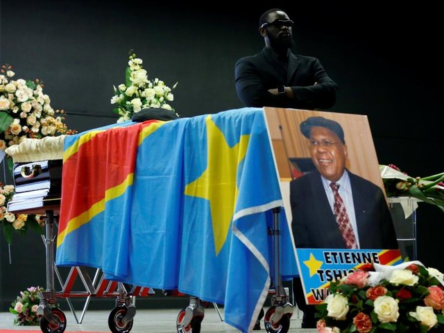 RDC: accord trouvé sur le retour du corps d'Etienne Tshisekedi, mais pas de date