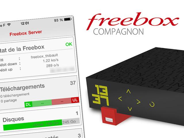 Freebox Compagnon / Ma Freebox se met (enfin) à jour sous iOS
