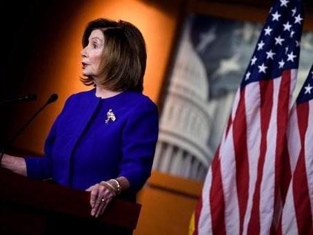 """Nancy Pelosi estime avoir """"assez de preuves"""" pour la destitution de Trump"""