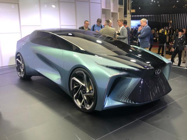 Salon Tokyo 2019 : présentation en vidéo du concept Lexus LF-30