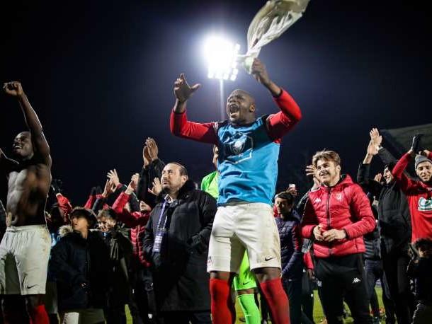 Coupe de France: FC Rouen, club-phénix
