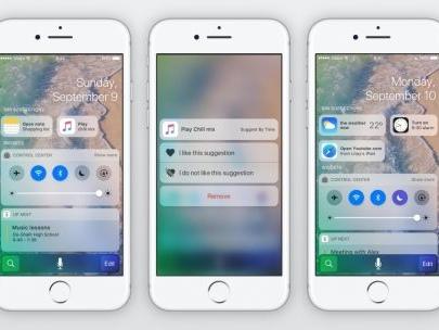 Plus que 3 jours à rêver : nouvelles idées pour iOS 11 très complet à découvrir en vidéo