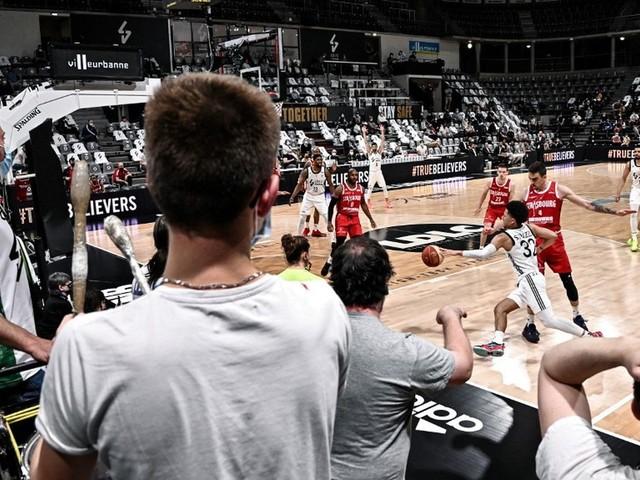 Basket : l'Elite passera de dix-huit à seize clubs en 2023-2024