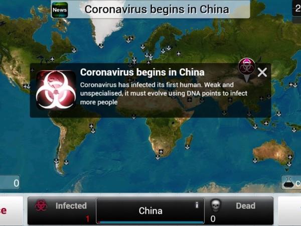 Coronavirus : les ventes du jeu vidéo Plague Inc. décollent