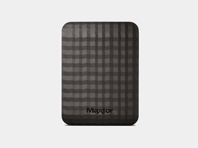 Bon plan : disque dur externe Maxtor 4 To à 99€