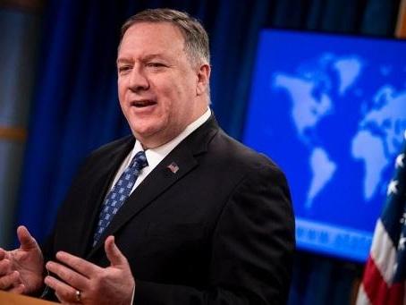 """Afghanistan: """"la réduction de la violence est respectée"""", selon Pompeo"""