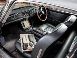 Rapport: Aston Martin DB5 - La voiture de James Bond à vendre… pour 4 à 6 millions.