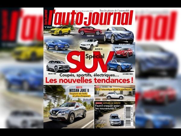 Spécial SUV : coupés, sportifs, électriques...