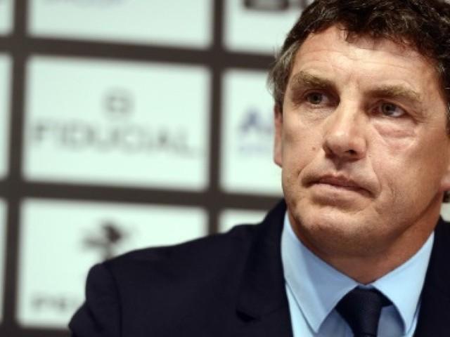 """Rugby: """"Retrouver la culture et l?adrénaline de la gagne..."""", déclare Didier Lacroix"""
